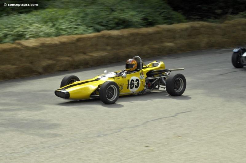 1969 Caldwell D9