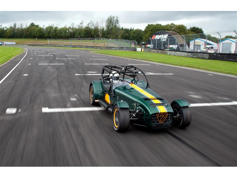 2013 Caterham Superlight R600 News And Information