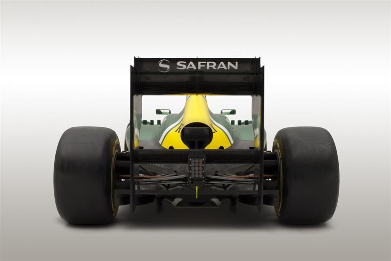 2013 Caterham CT03 Renault