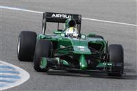 Popular 2014 Caterham CT05 Wallpaper