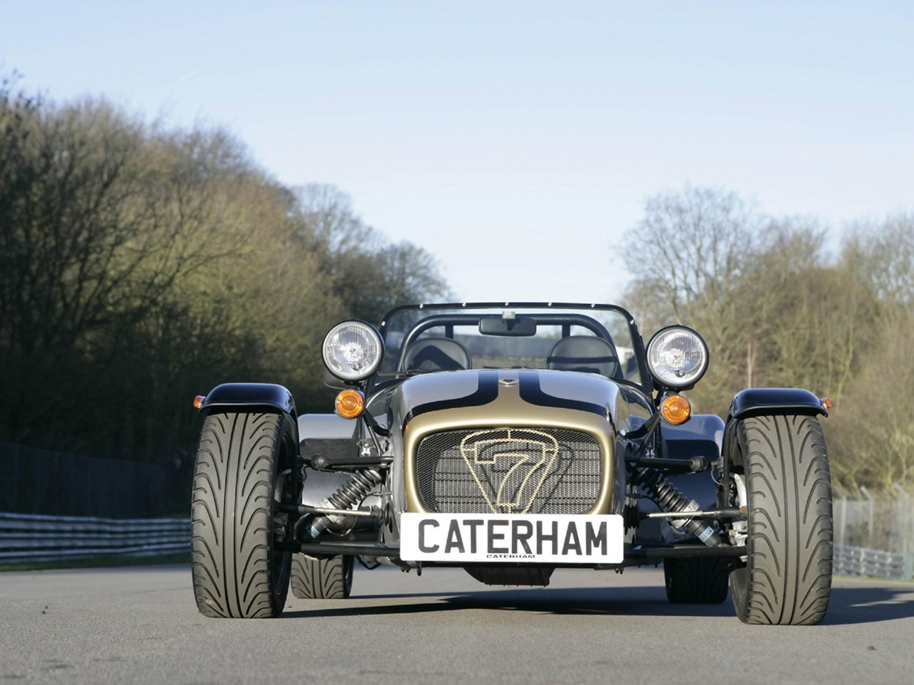 2007 Caterham Seven Roadsport Wallpaper And Image Gallery