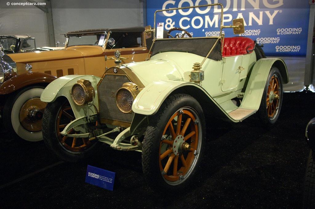 1912 Chalmers Model 9