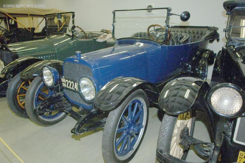1916 Chandler Model Six