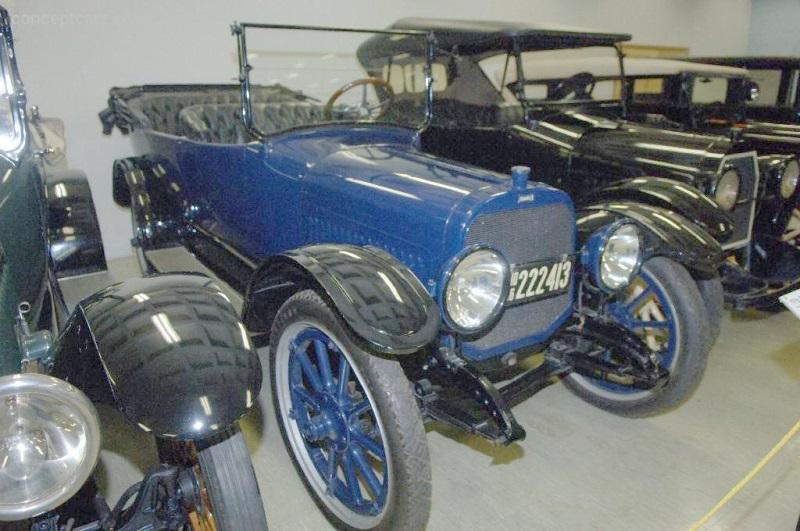 1916 Chandler Model Six