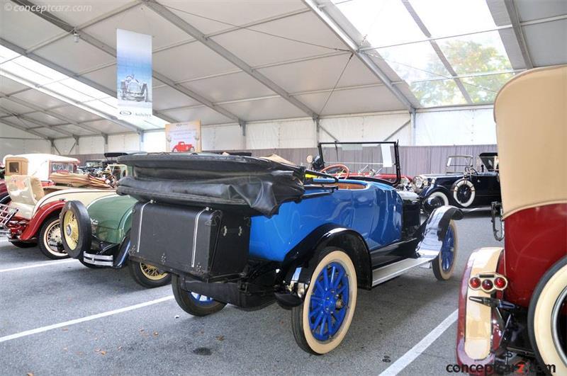 1917 Chandler Type 17