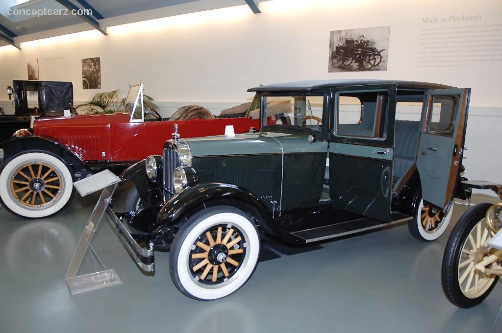 1927 Chandler Standard Six History, Pictures, Value, Auction Sales ...