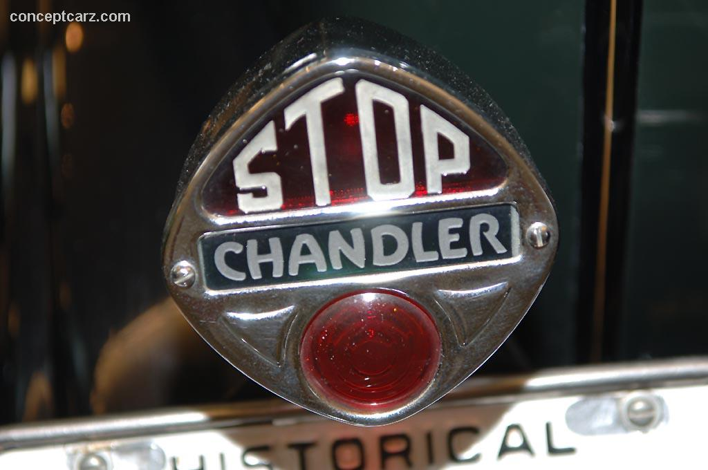 1927 Chandler Standard Six Image