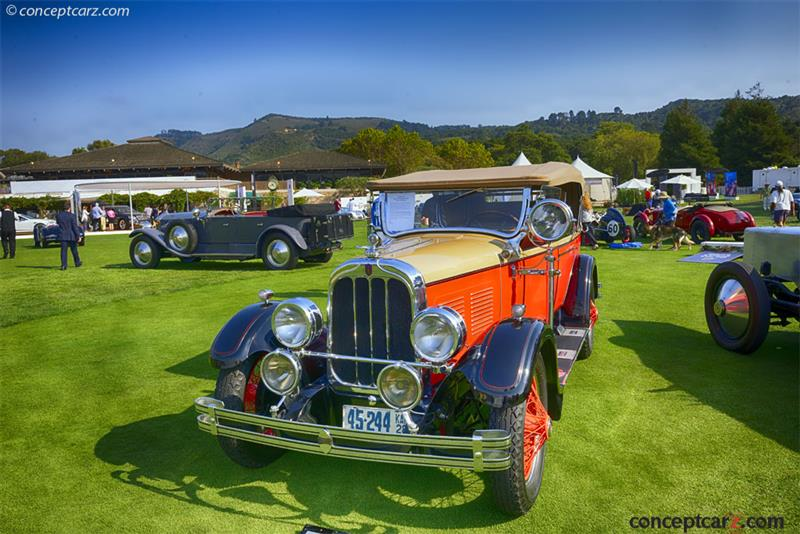 1928 Chandler Special Six