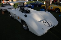 Cars of the Can-Am Series