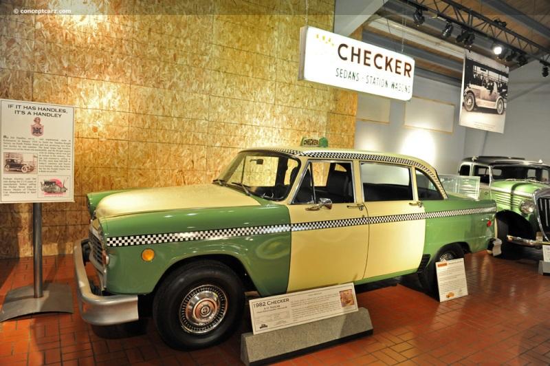 1982 Checker A-11