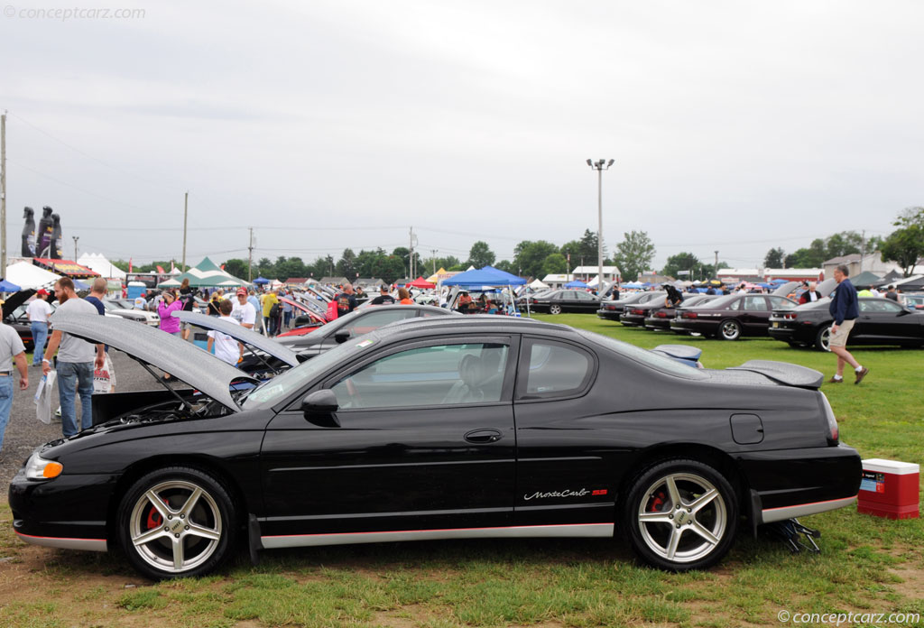 Auction Results And Sales Data For 2000 Chevrolet Monte Carlo