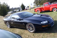 2002 Chevrolet Camaro.  Chassis number 2G1FP22G522159148