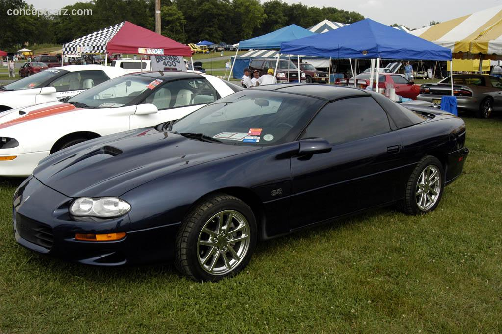 2002 Chevrolet Camaro Image Photo 41 Of 58
