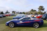 2004 Chevrolet Corvette.  Chassis number 1G1YY32G545127240