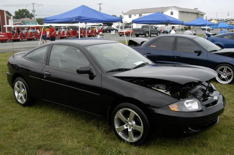 2004 Chevrolet Cavalier Image. Photo 19 of 30