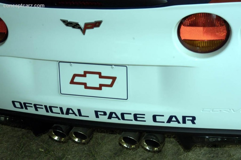 ... 2006 Chevrolet Corvette Z06 Indianapolis 500 Pace Car