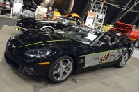 Image of the Corvette 30th Anniversary Pace Car