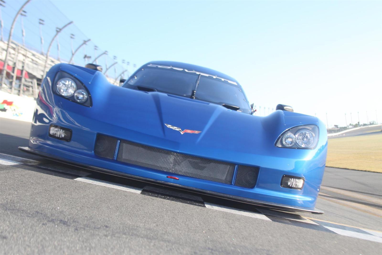 2012 Chevrolet Corvette Daytona Prototype