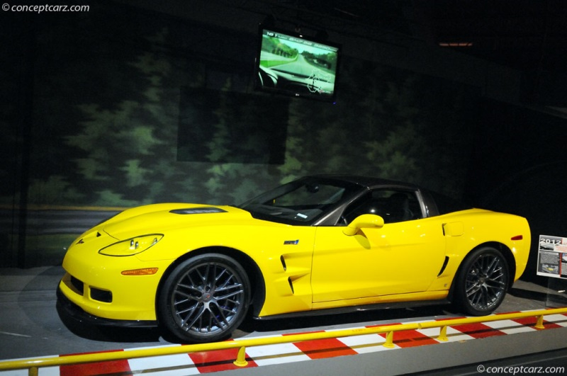 ... 2012 Chevrolet Corvette ZR1