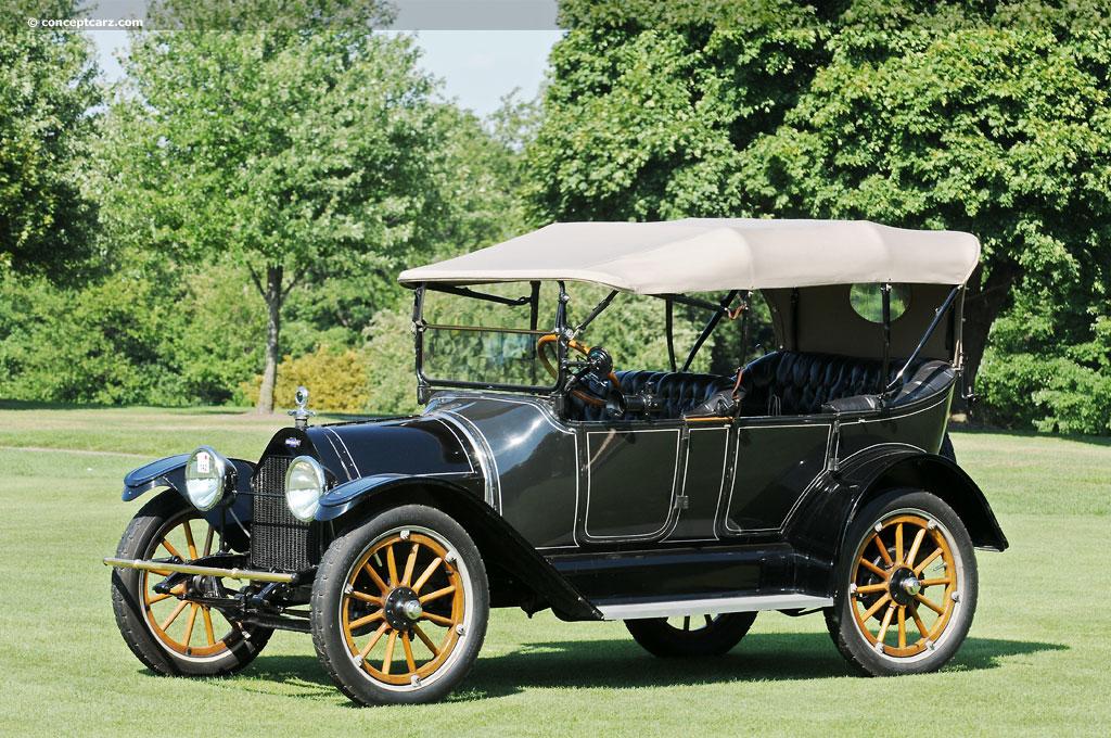 1914 Chevrolet Series H | conceptcarz.com