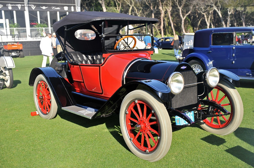 Concours D Elegance >> 1915 Chevrolet Series H Image. Photo 1 of 18
