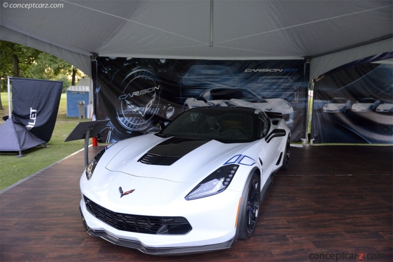 2017 Chevrolet Corvette Carbon 65 Edition