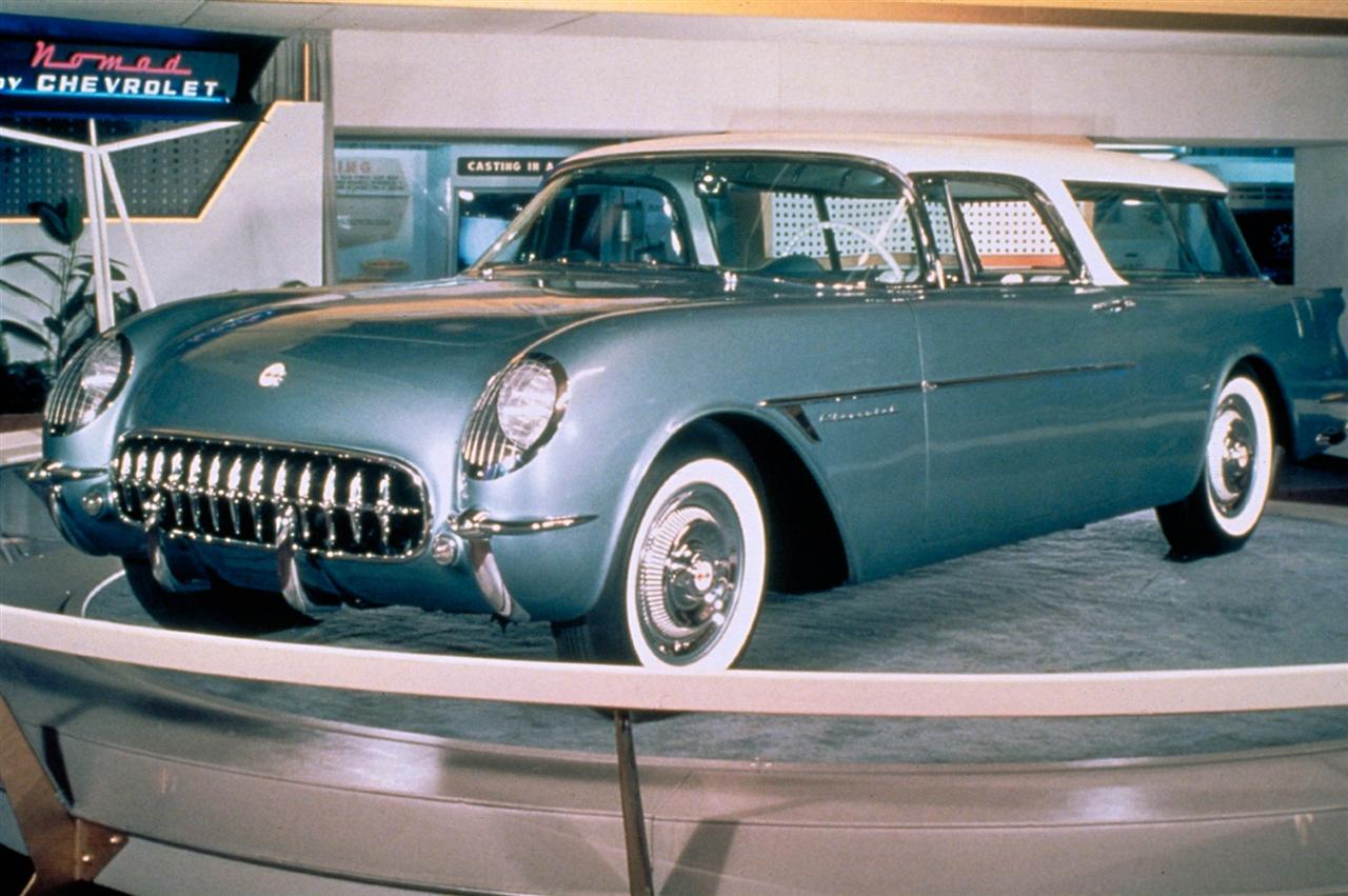1954 Chevrolet Nomad Concept