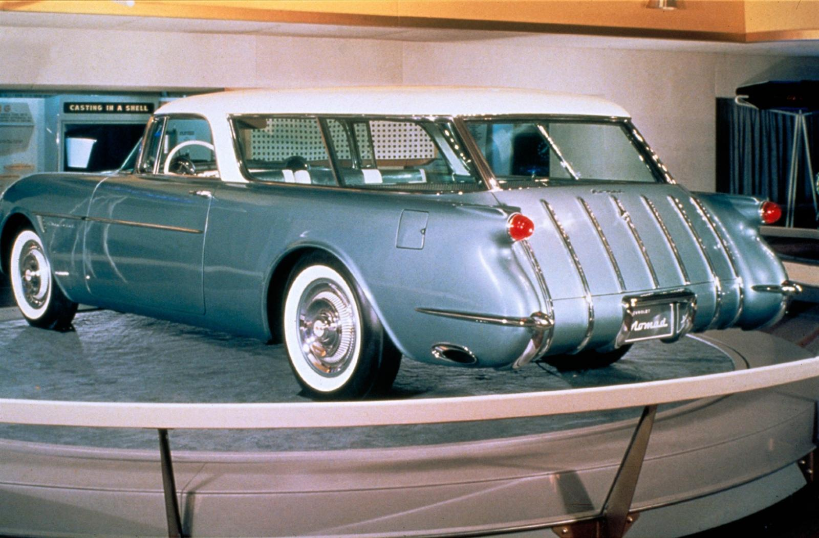 1954 Chevrolet Nomad Concept