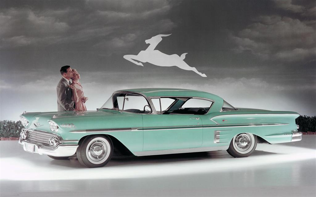 1958 Chevrolet Bel Air Series Technical And Mechanical Specifications