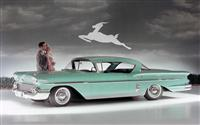 1958 Chevrolet Bel Air Series image.