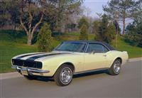 1967 Chevrolet Camaro Series image.