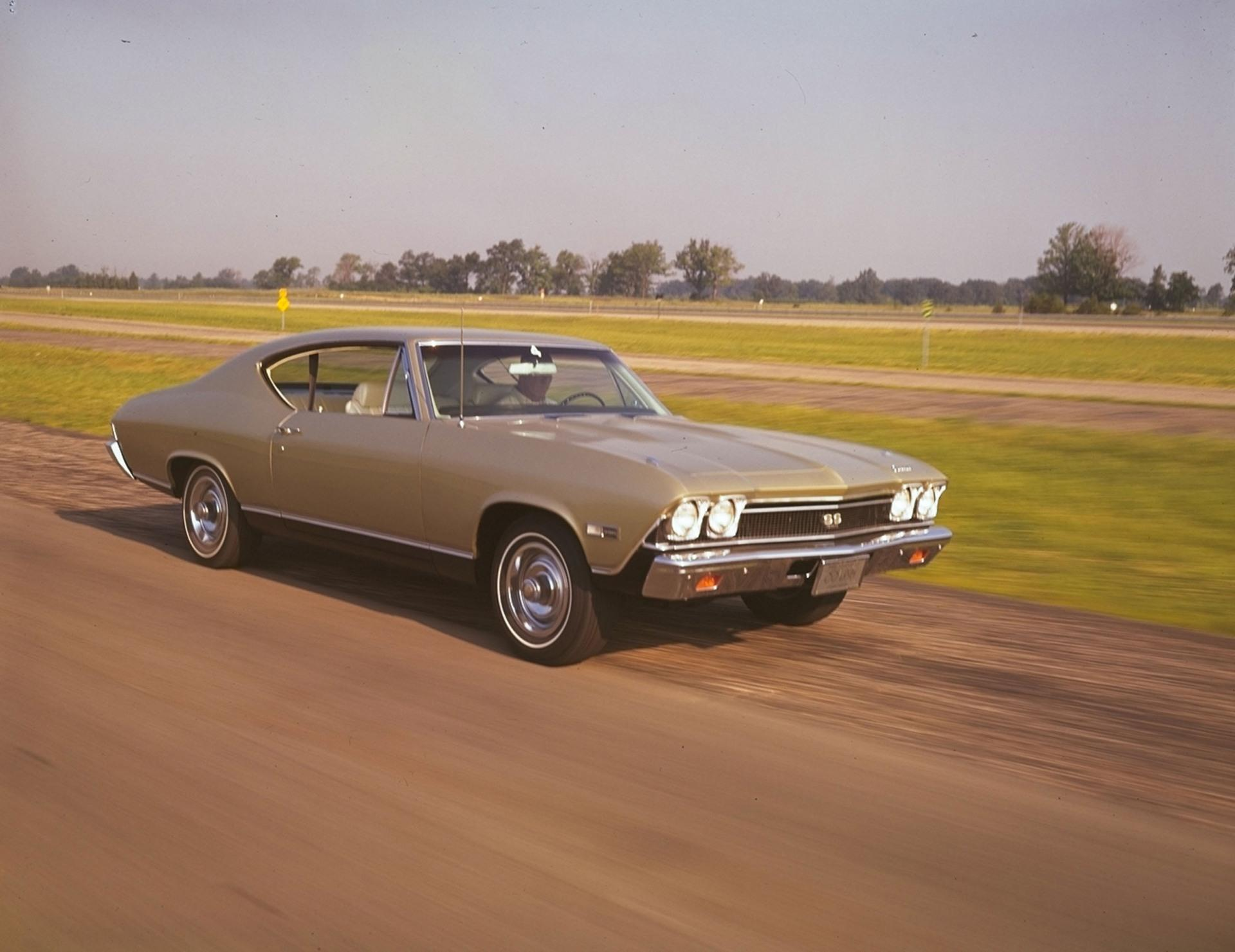 1968 Chevrolet Chevelle Series History Pictures Value Auction Caprice 2 Door Sales Research And News