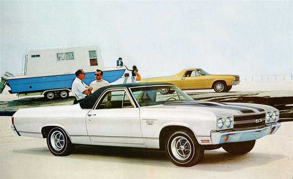 1970 Chevrolet El Camino | conceptcarz.com