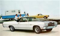1970 Chevrolet El Camino image.