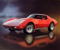 1977 Chevrolet Corvette C3 image.