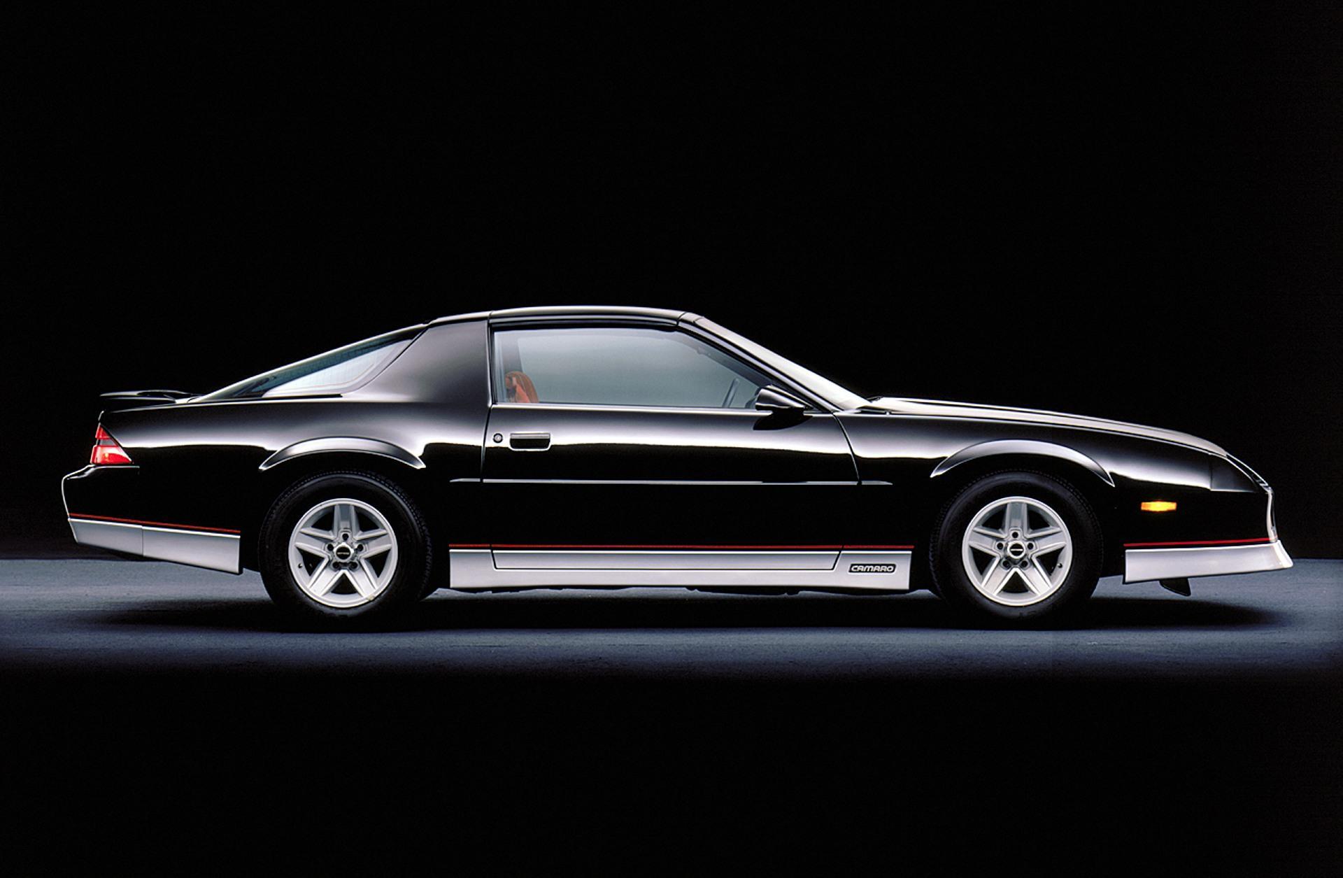 1988 Chevrolet Camaro Conceptcarz Com