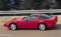 1989 Chevrolet Corvette C4 image.