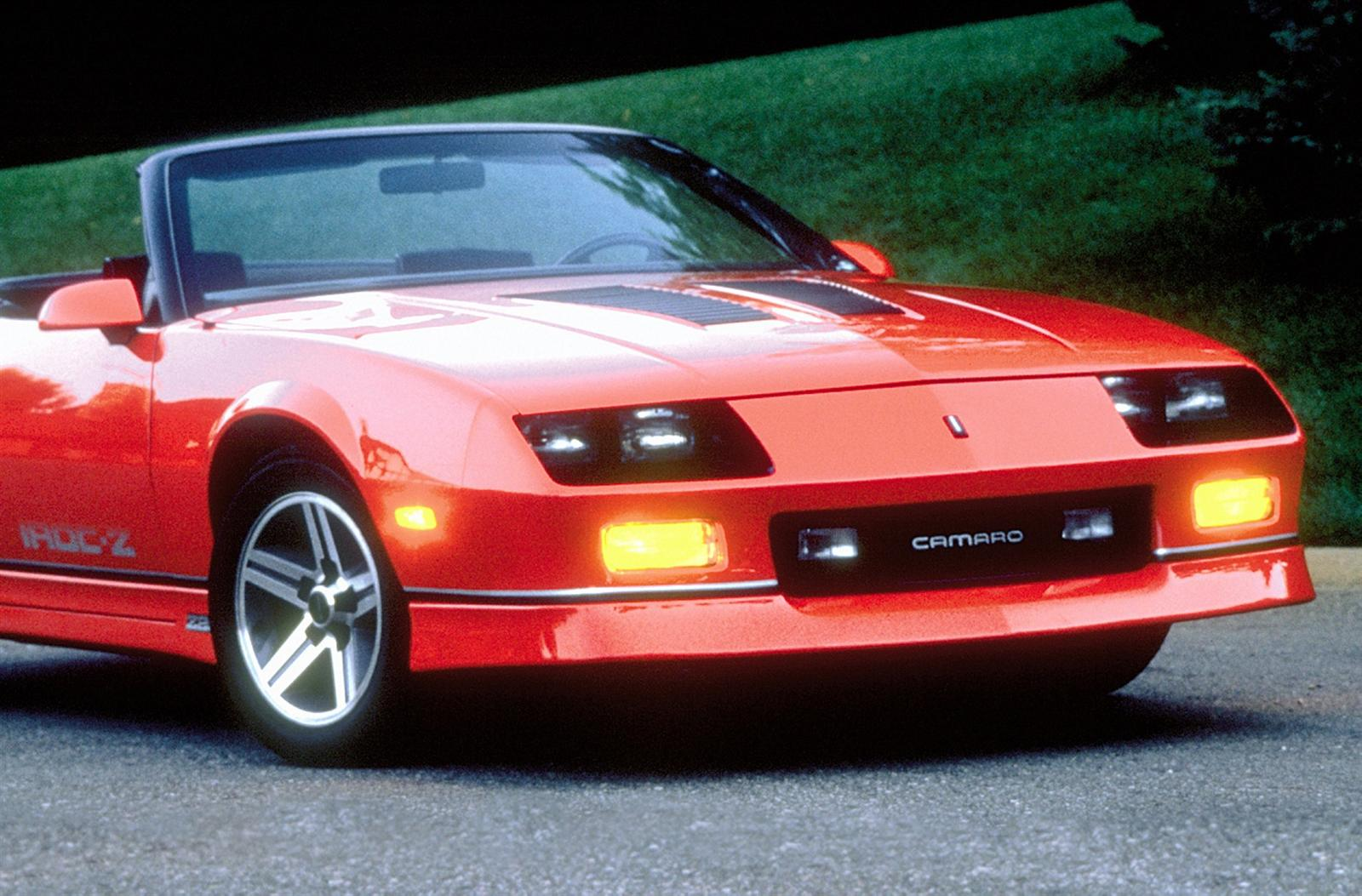 1990 Chevrolet Camaro Image. Photo 1 of 2