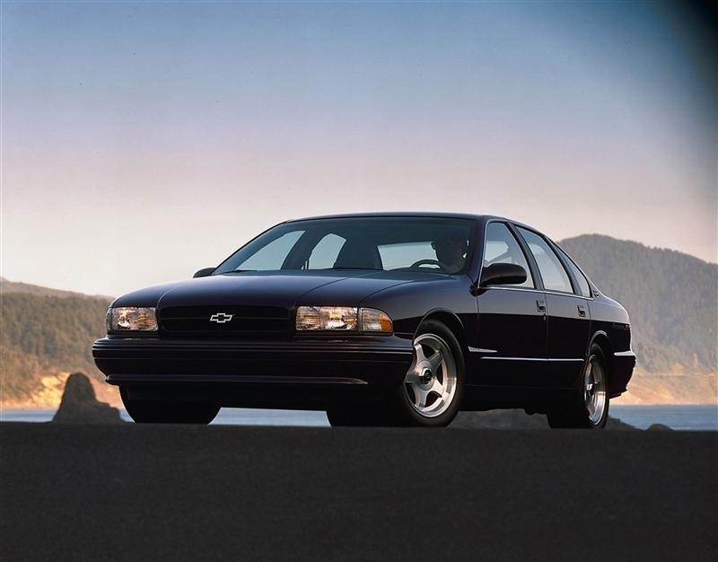 1996 Chevrolet Impala | conceptcarz com