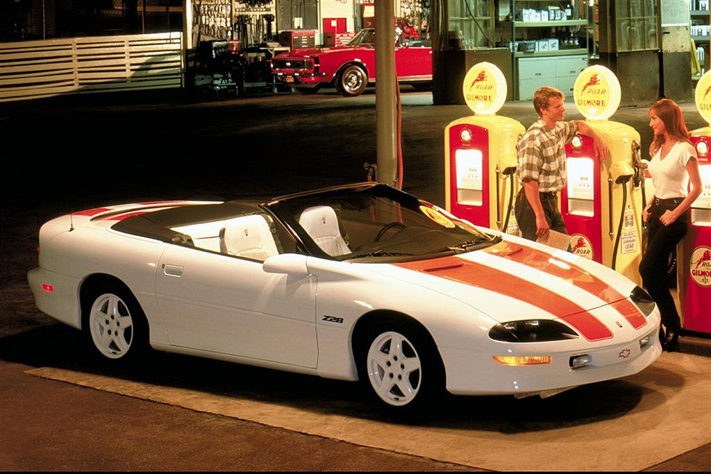 1997 chevrolet camaro history pictures value auction. Black Bedroom Furniture Sets. Home Design Ideas