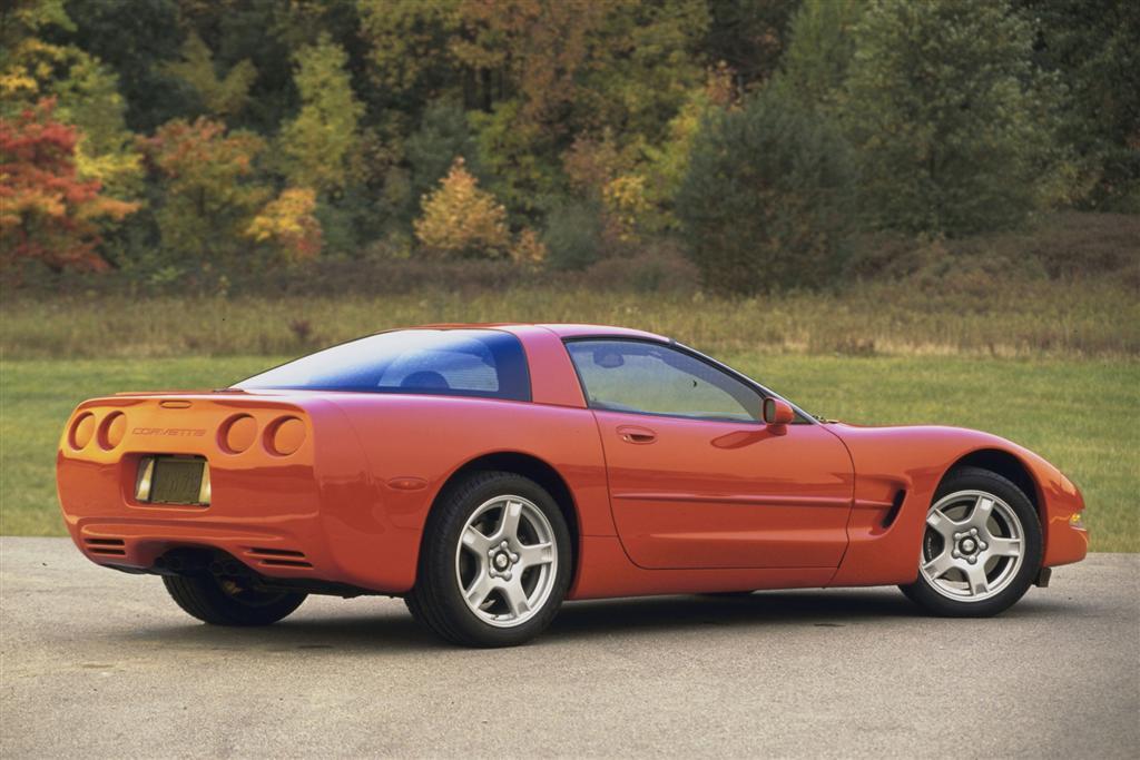 ... 1997 Chevrolet Corvette C5