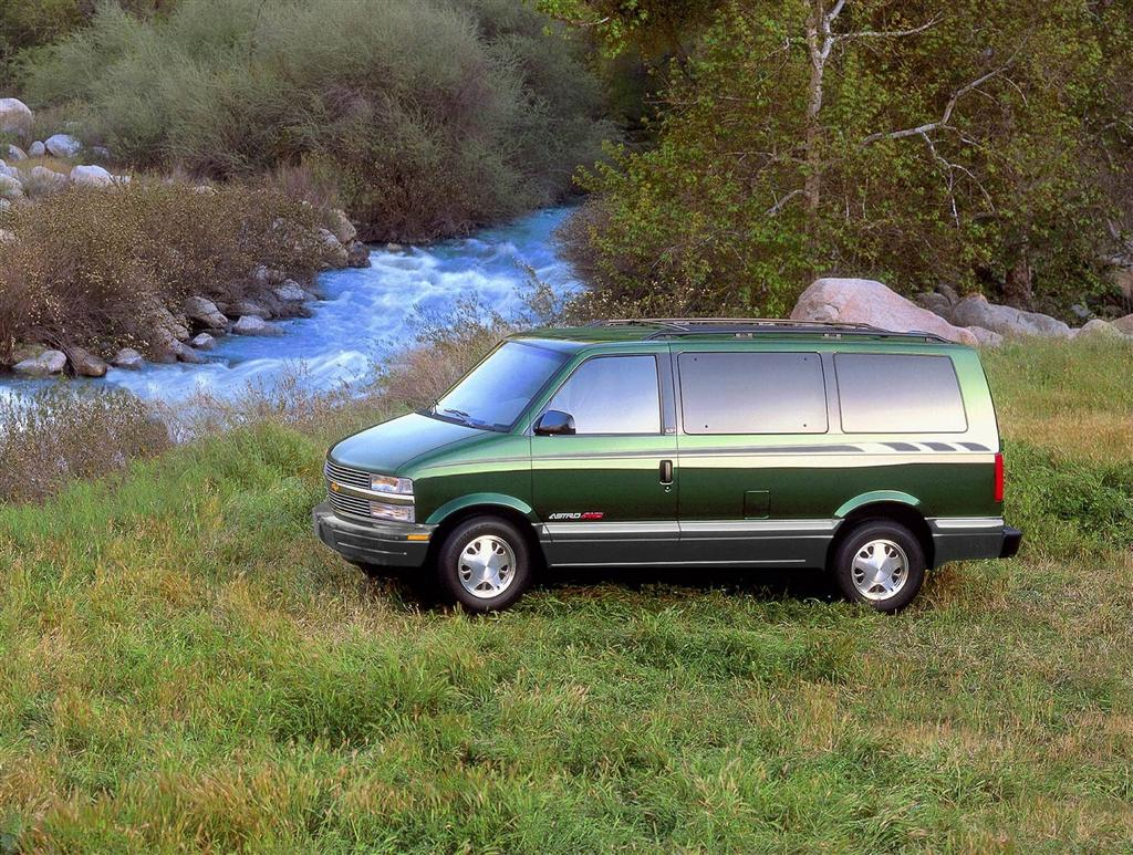 1999 Chevrolet Astro Pictures, History, Value, Research, News ...