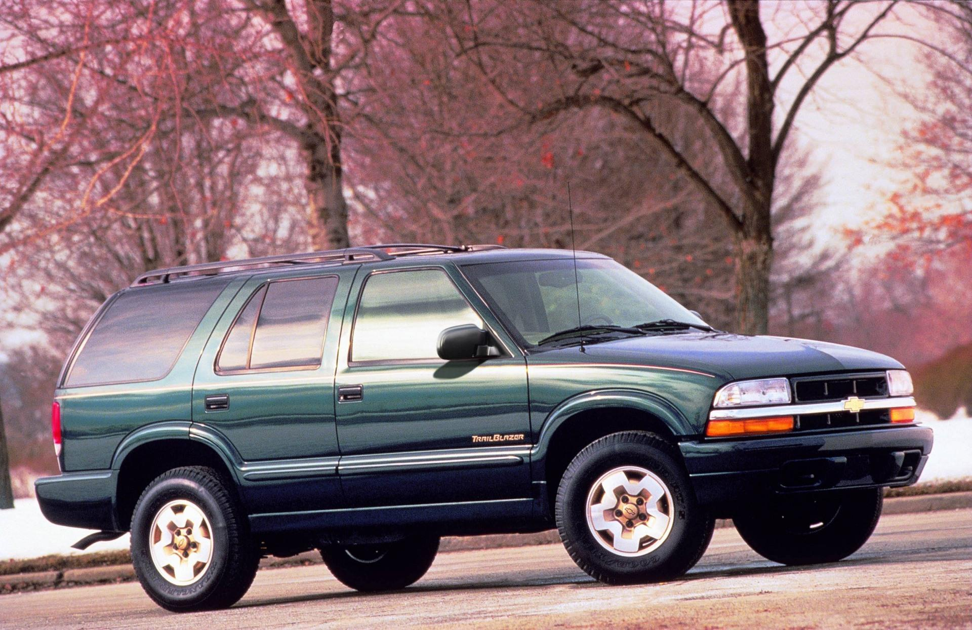 1999 chevrolet blazer pictures history value research news. Black Bedroom Furniture Sets. Home Design Ideas