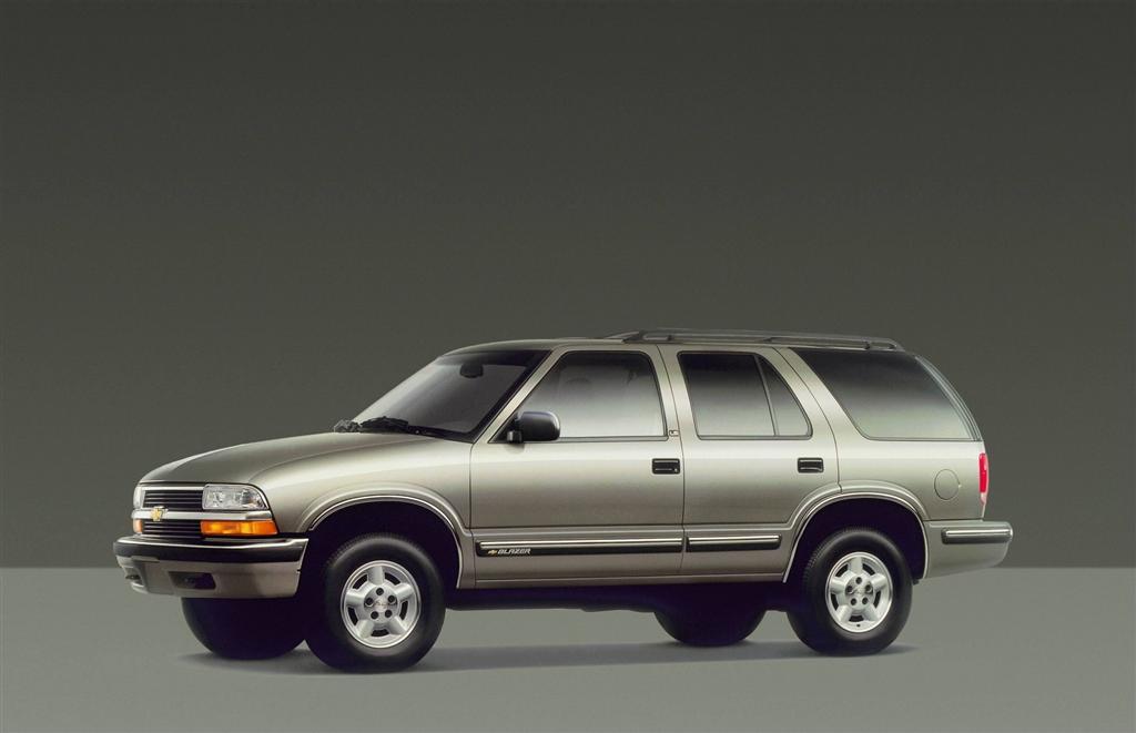 Chevrolet Blazer Image Suv on 1999 Chevrolet S10 Value