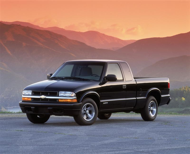 1999 Chevrolet S-10 pictures and wallpaper