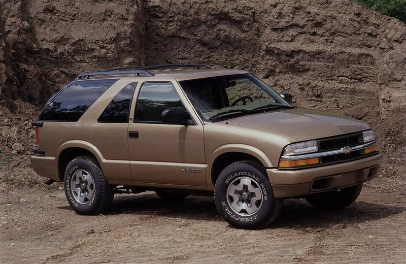 2001 Chevrolet Blazer Conceptcarz Com