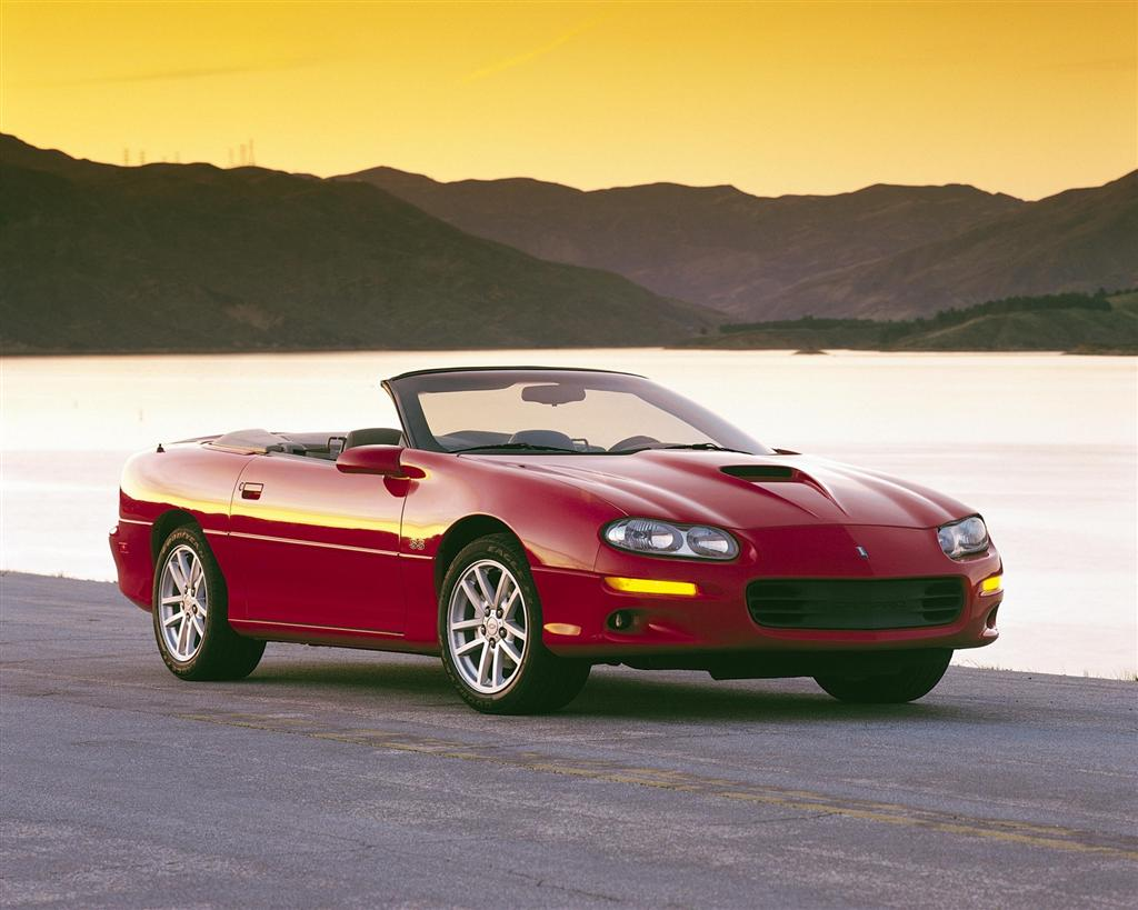 Auction Results and Sales Data for 2001 Chevrolet Camaro