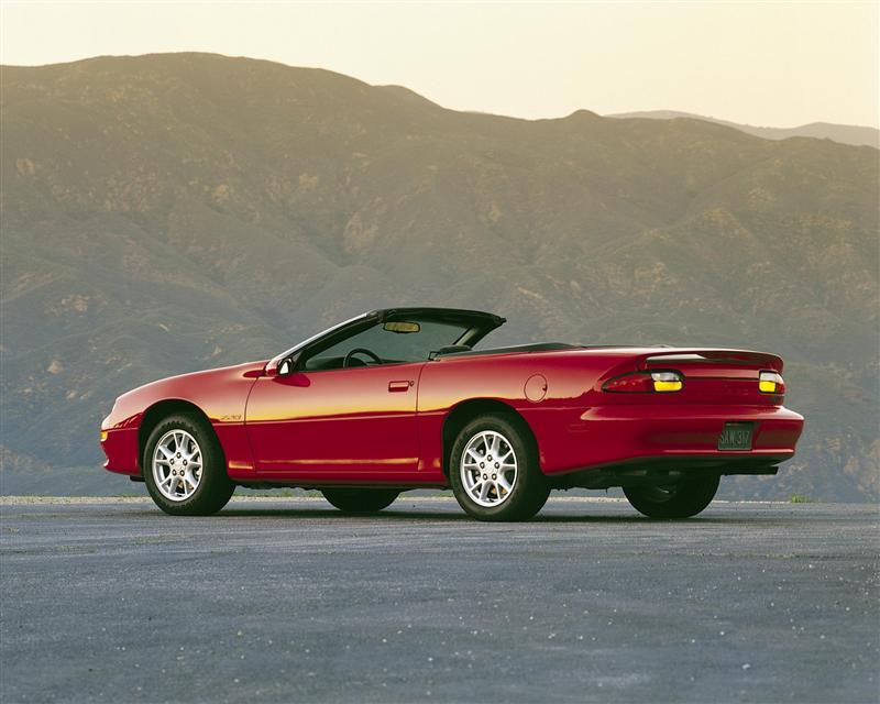 2001 Chevrolet Camaro