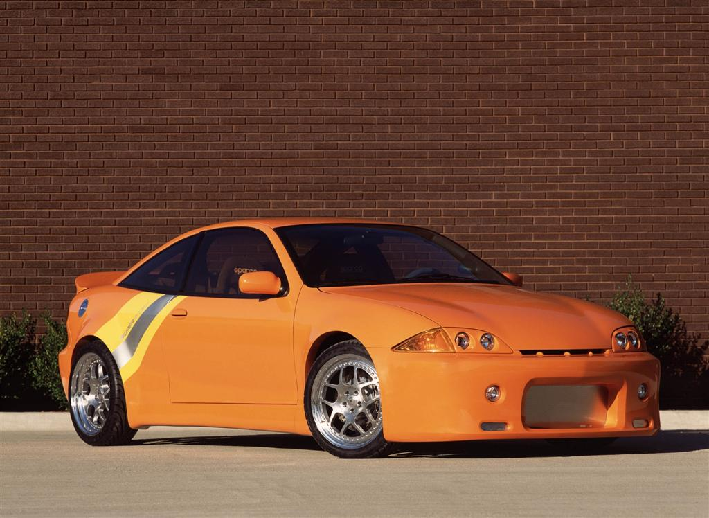2001 Chevrolet Cavalier Pictures History Value Research