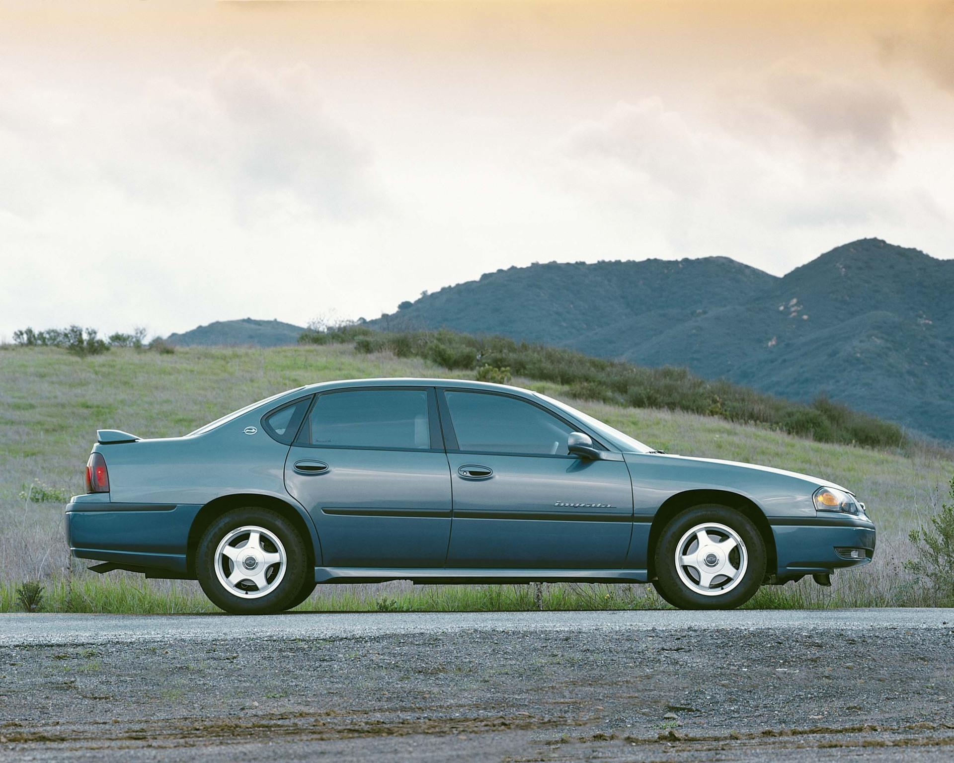 2001 Chevrolet Impala History, Pictures, Value, Auction Sales, Research and  News